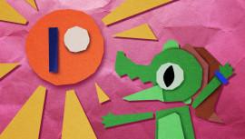 Если бы Линк был аллигатором — трейлер Lil Gator Game