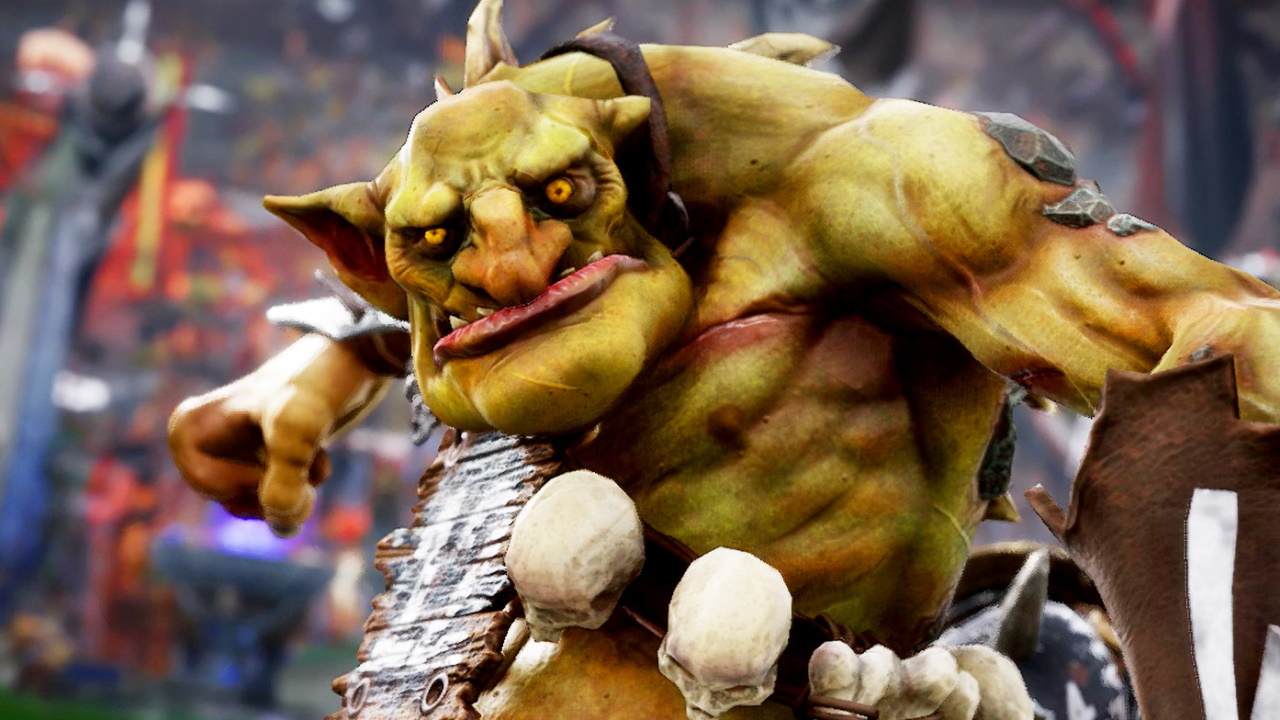 Перенесён запуск раннего доступа к Blood Bowl 3 — кровавому спорту по Warhammer
