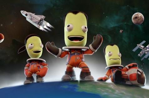 Kerbal Space Program обзавелась версиями для PlayStation 5 и Xbox Series