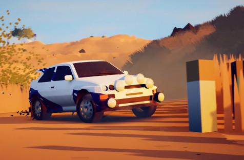 6 октября гоночная аркада art of rally переберётся на PlayStation