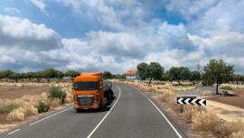 Авторы Euro Truck Simulator 2 добавят новые дороги в дополнение про Пиренейский полуостров