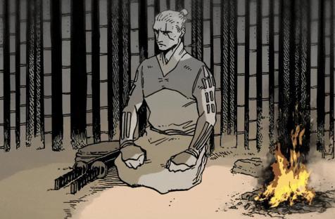 Kickstarter-кампания манги The Witcher: Ronin завершилась оглушительным успехом
