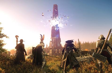 Стартовала New World — MMORPG от Amazon. Она уже входит в топ-3 Steam по игрокам