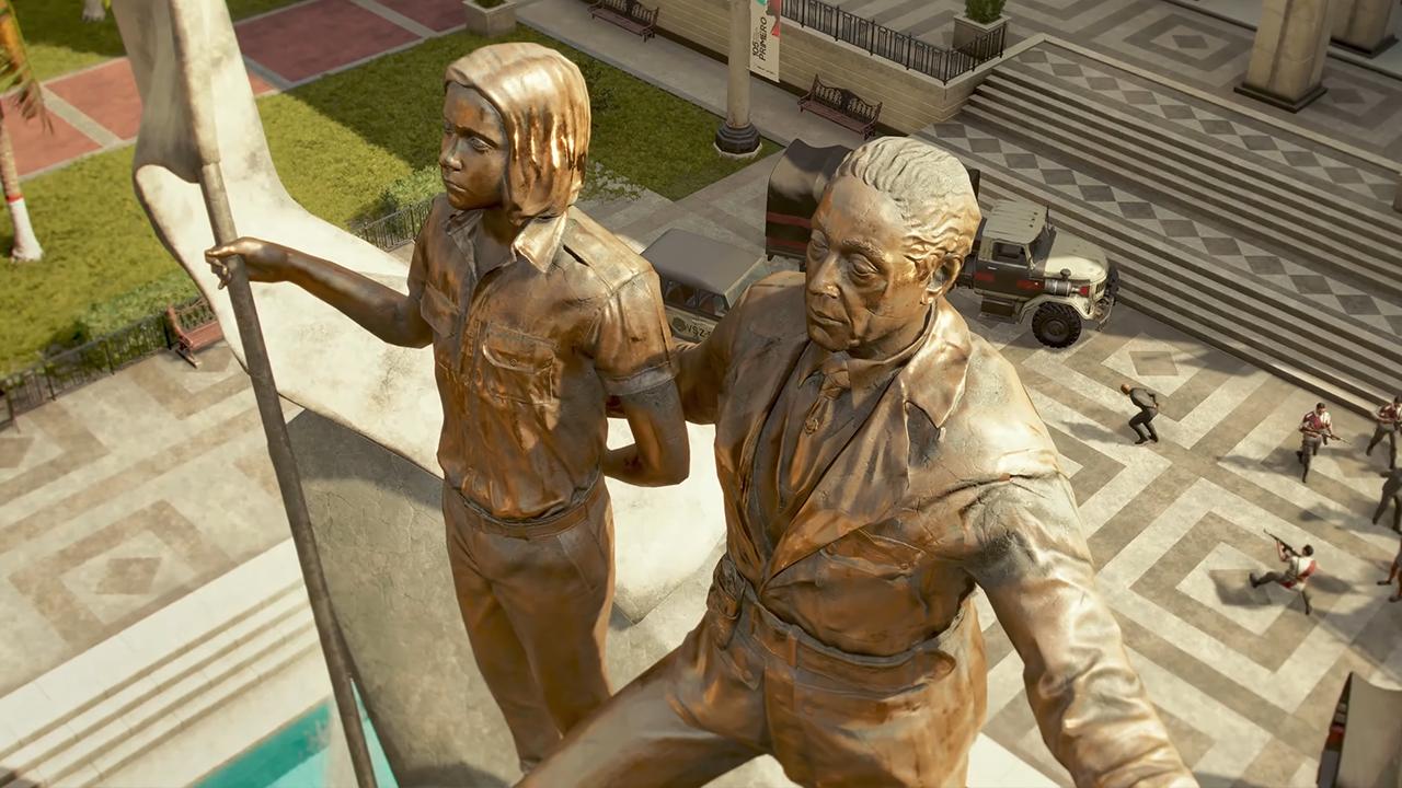 Первые 17 минут геймплея Far Cry 6 на PlayStation 5