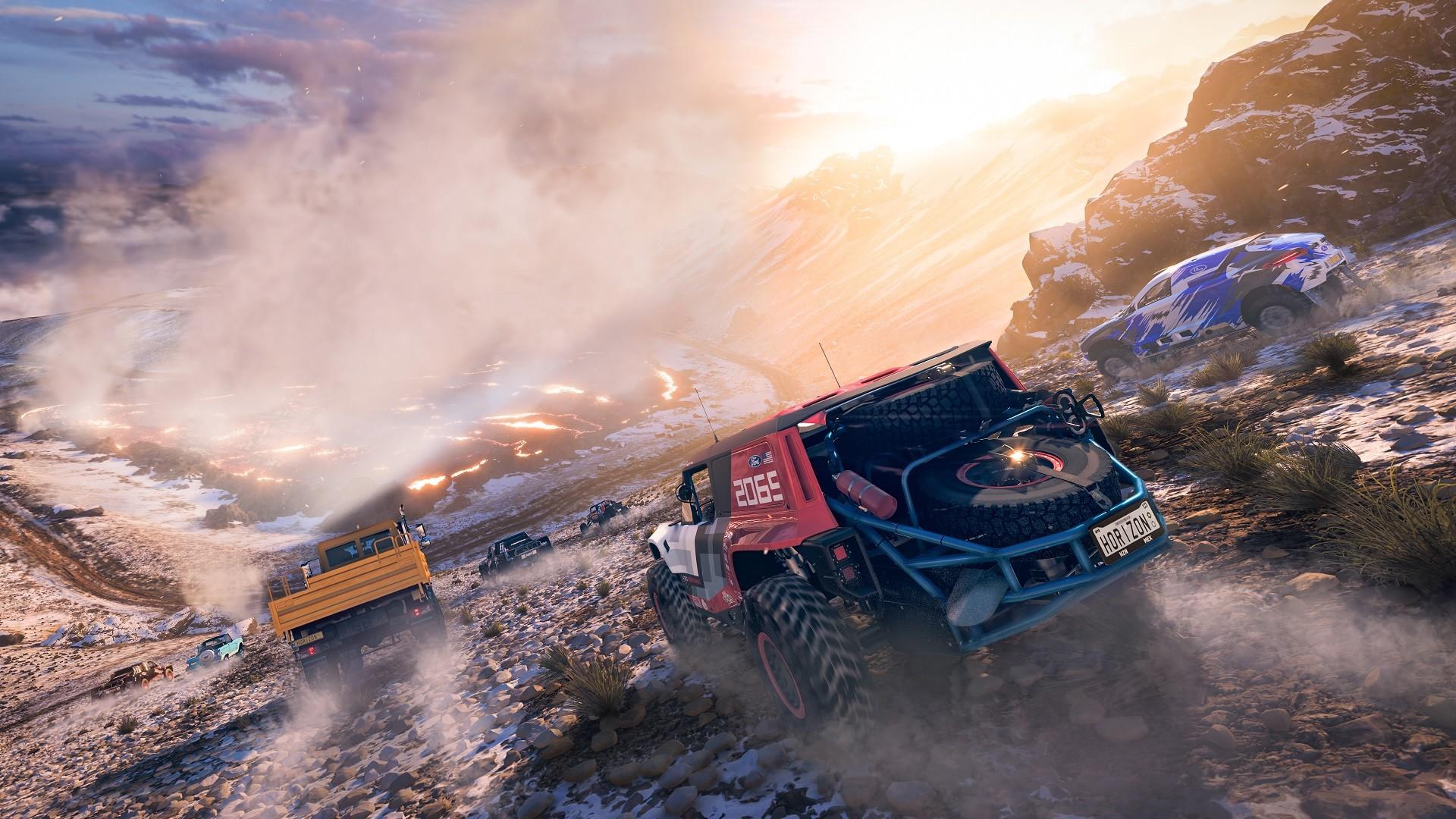 Все достижения из Forza Horizon 5