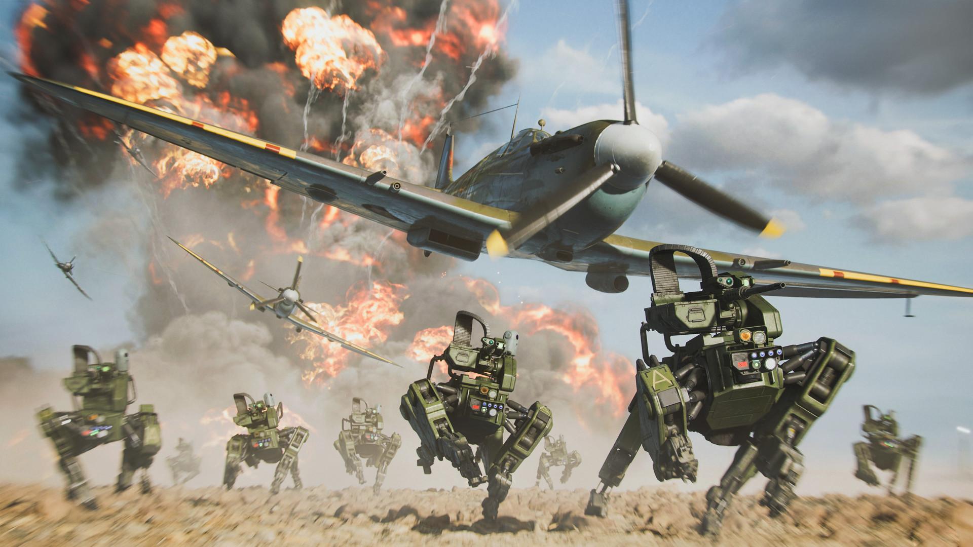 В консольное стандартное издание Battlefield 2042 включили версии для обоих поколений — но есть нюансы