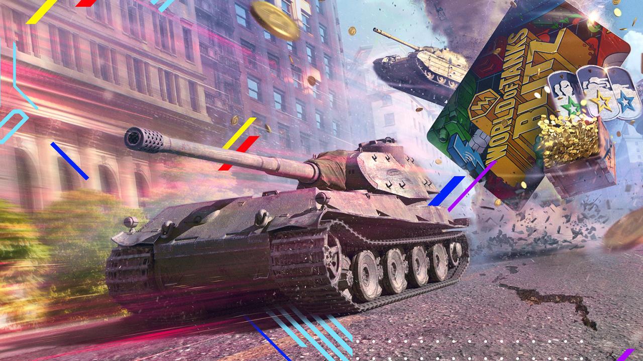 «Миссия выполнима: Blitz-квест» — ваш шанс получить бонусы для World of Tanks Blitz с картой от «Тинькофф»