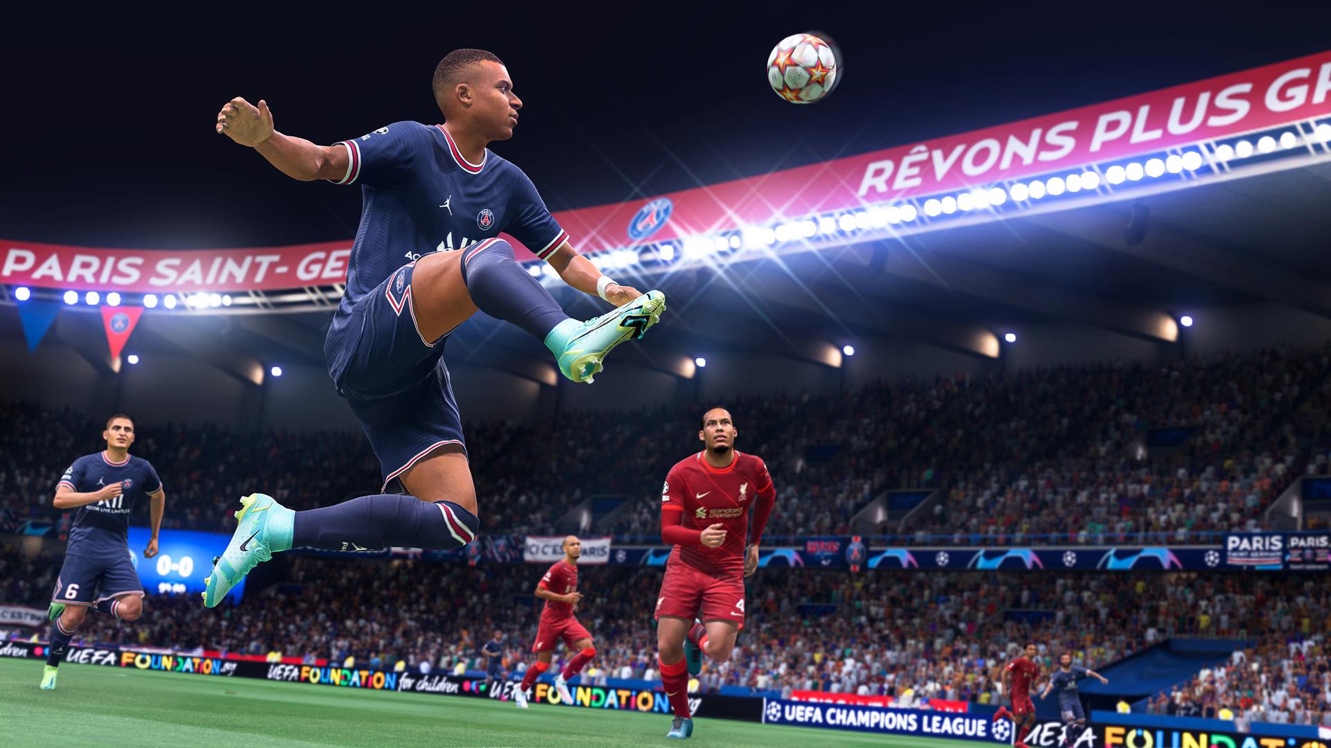 EA планирует изменить название серии FIFA