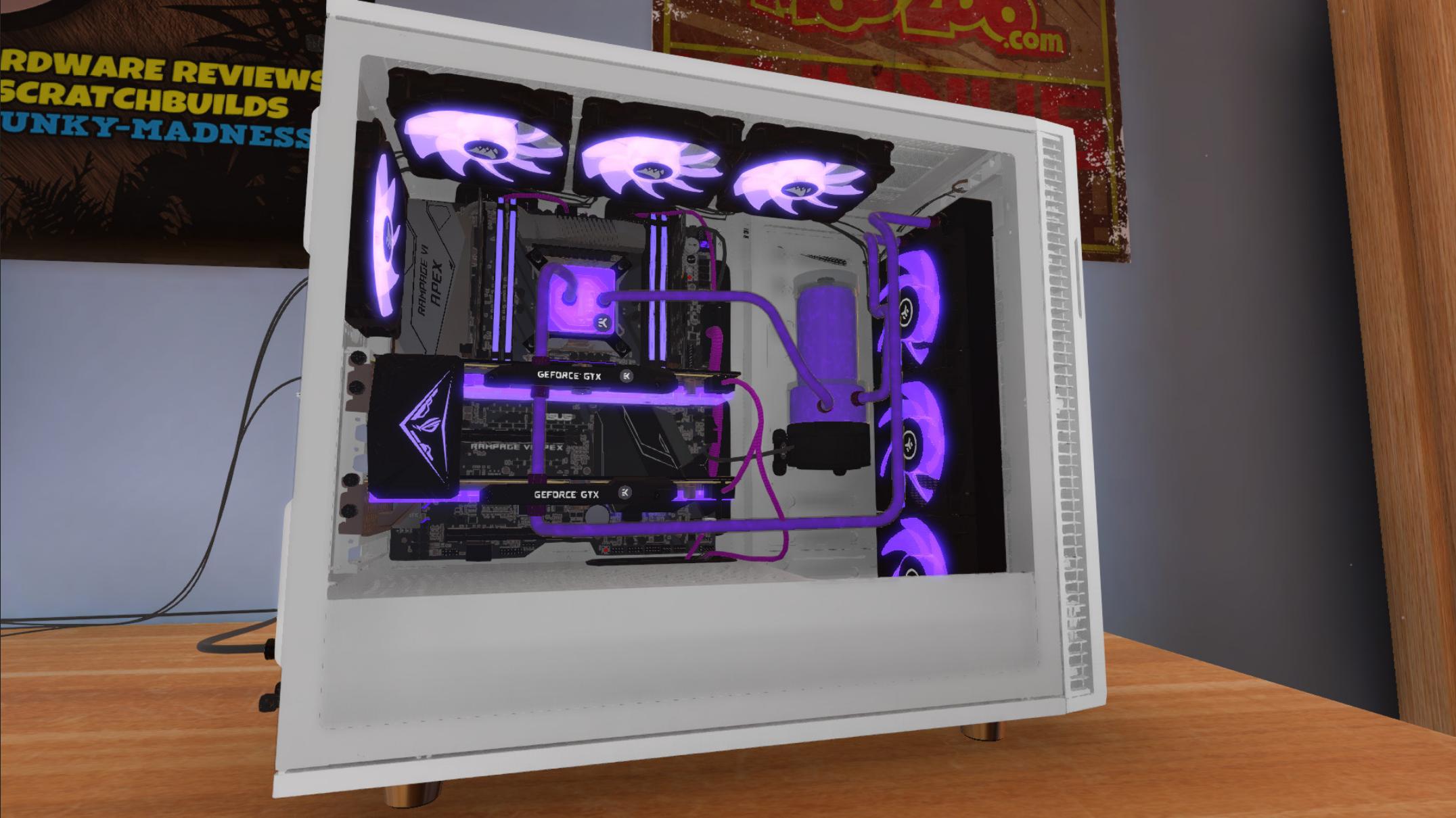 В EGS раздают PC Building Simulator. На очереди — Stubbs the Zombie