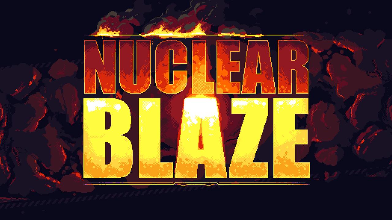 Анонс Nuclear Blaze — симулятора пожарного от автора Dead Cells