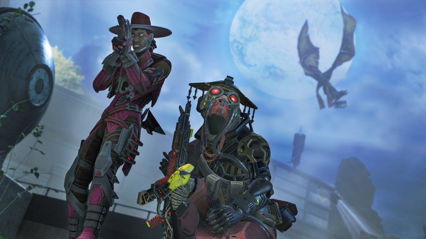 Apex Legends выпустит «Внутренних монстров» уже 12 октября