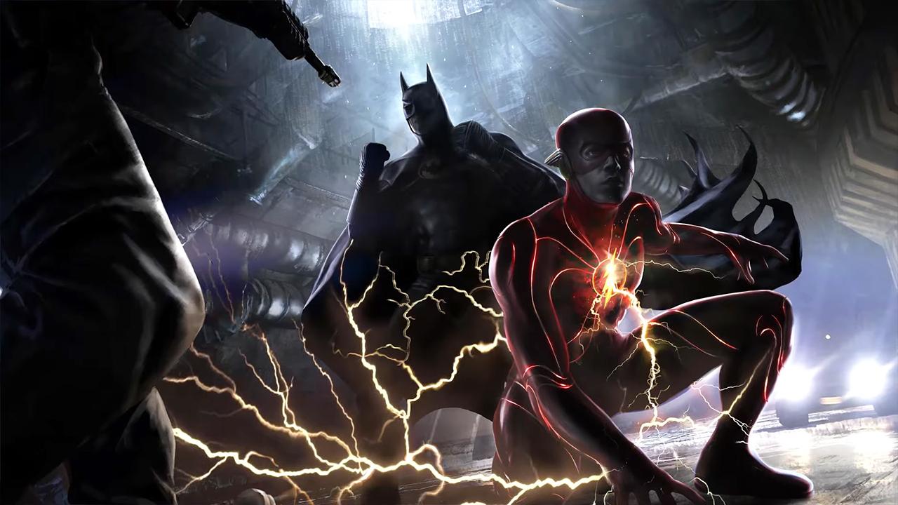 В трейлер DC FanDome вставили новые фрагменты из «Бэтмена» и «Чёрного Адама»