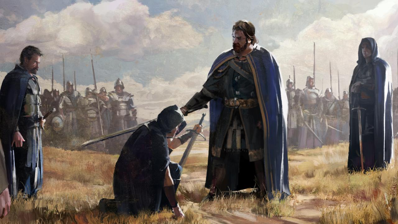 «Цивилизация» про исторических персонажей Old World перестанет быть эксклюзивом EGS весной 2022-го