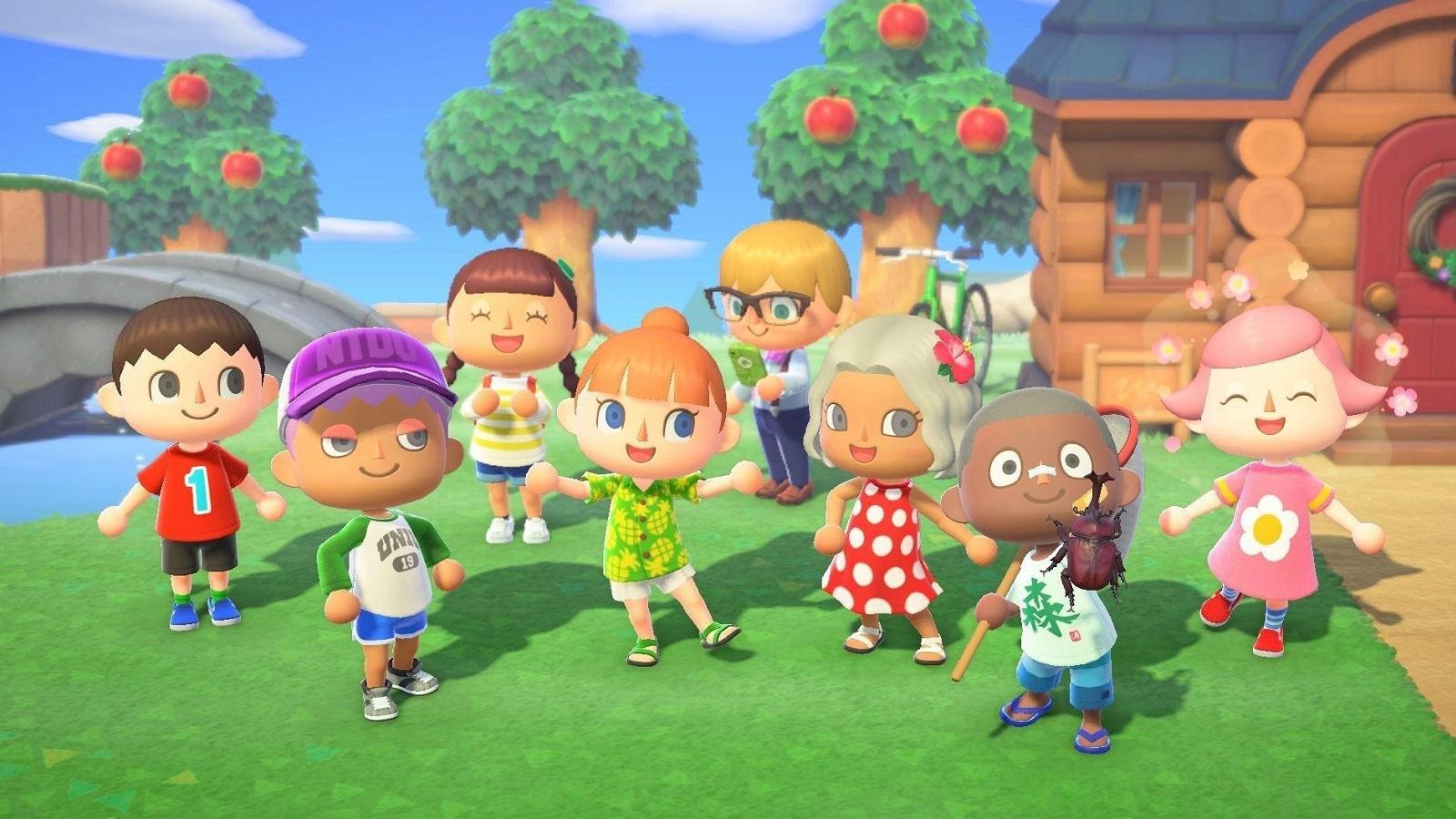 Новый контент для Animal Crossing: New Horizons покажут 15 октября