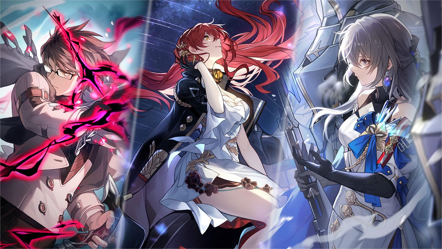 Honkai: Star Rail — новая игра от авторов Genshin Impact