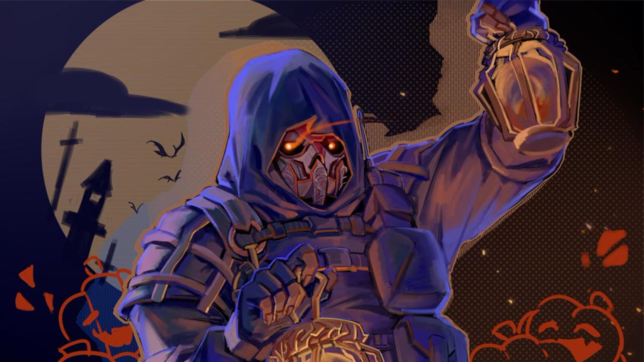 «Постой, обложка выглядит как-то не так» — тизер хэллоуинского события в Rainbow Six Siege