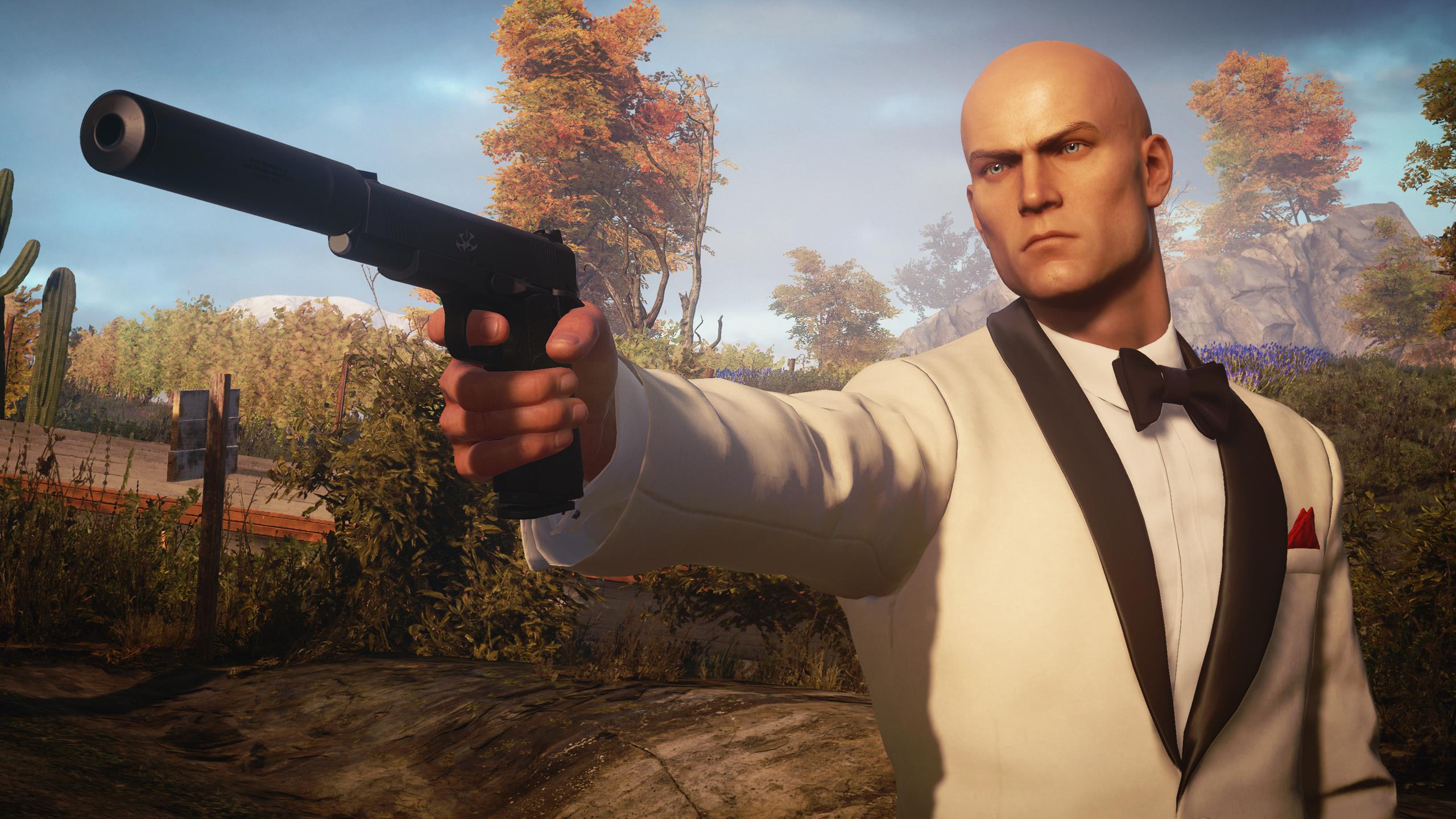 У IO Interactive случился самый прибыльный год в истории — спасибо HITMAN 3 и трилогии в целом