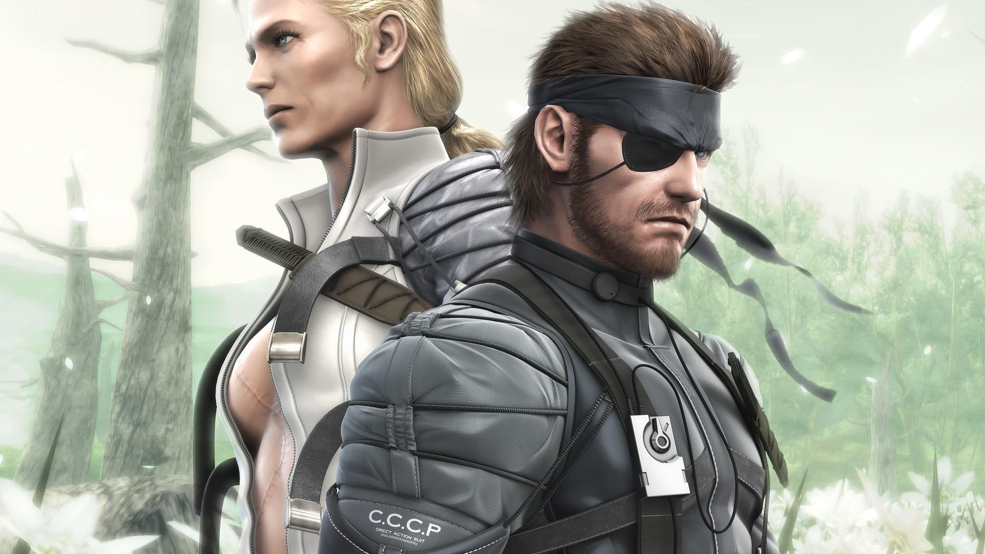 Студия Virtuos занимается неанонсированным ремейком AAA-игры — возможно, речь о Metal Gear Solid 3