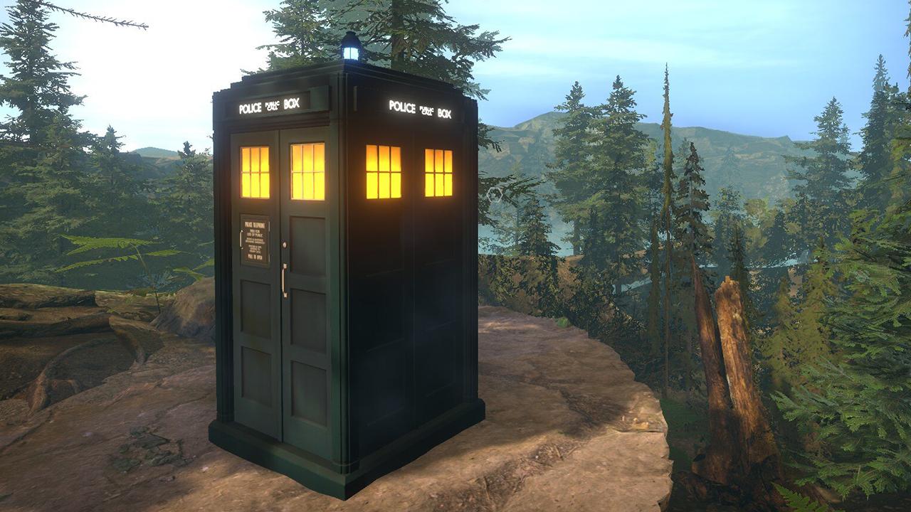 Doctor Who: The Edge of Reality уже вышла, но на Switch она появится позже