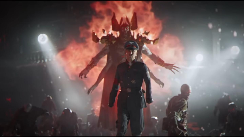 Трейлер зомби-режима Call of Duty: Vanguard под Билли Айлиш