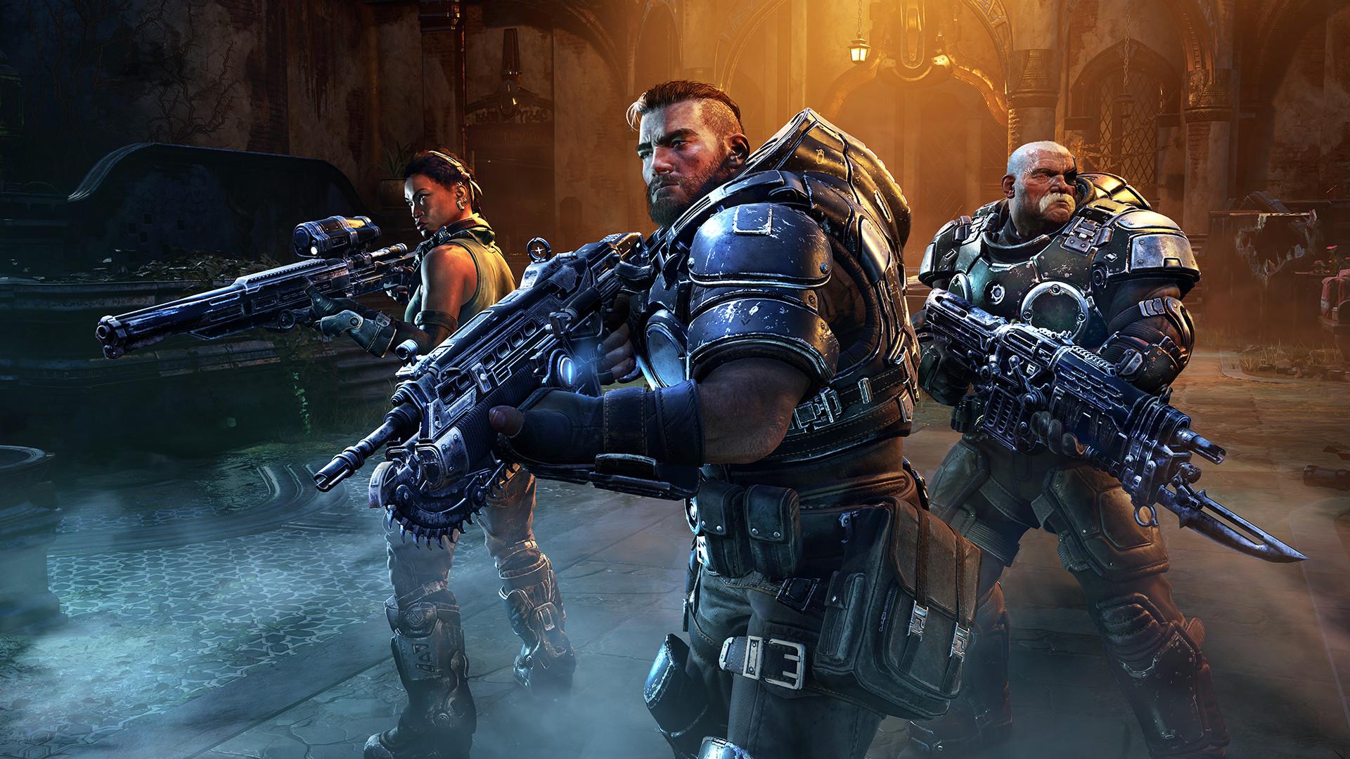 Авторы Gears Tactics готовят игру по новой научно-фантастической вселенной