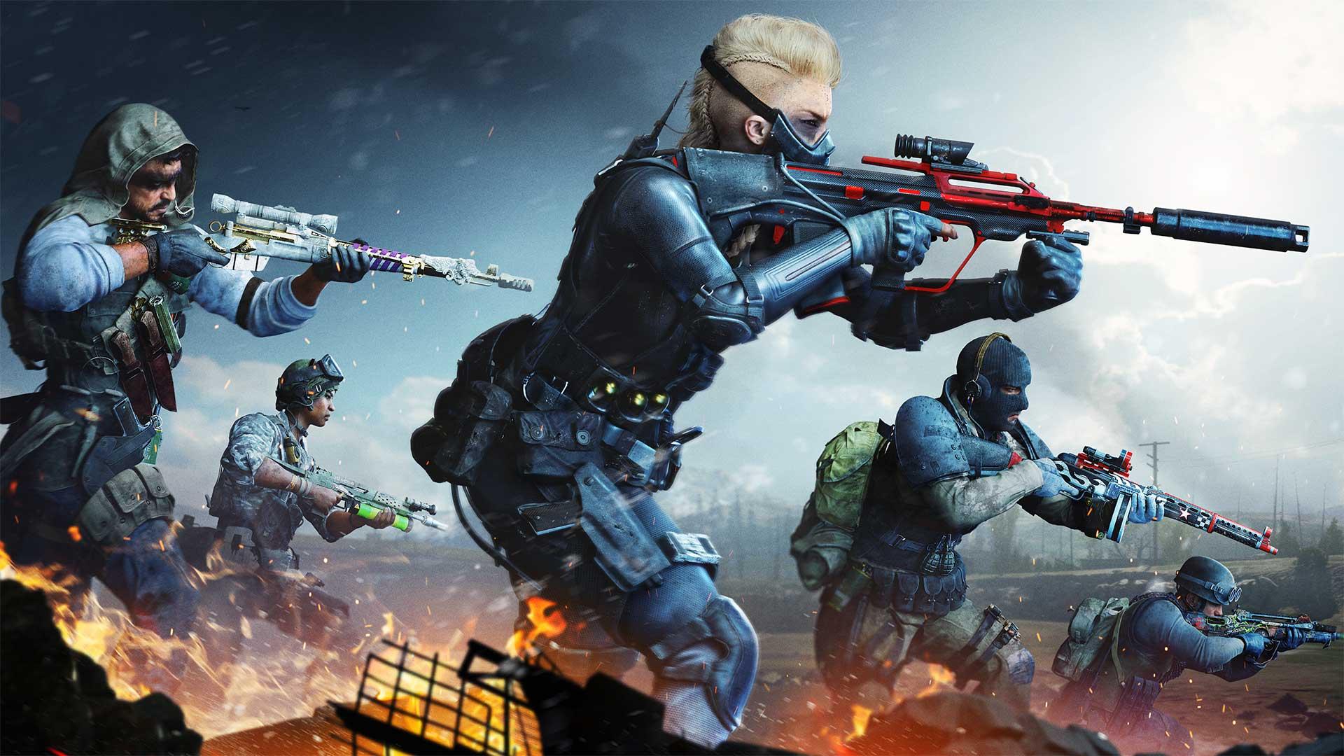 Слух: код античита для Call of Duty: Warzone и Vanguard слили в Сеть