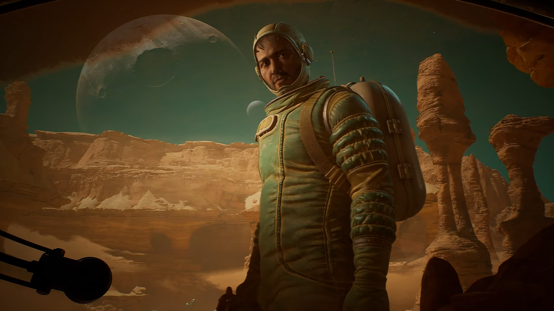 Тизер The Invincible — научно-фантастического триллера от создателей The Witcher 3 и Cyberpunk 2077