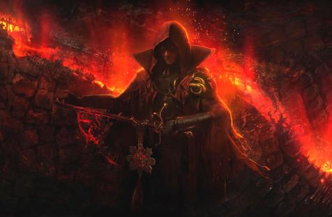 Дуй в кровавый горн — анонс дополнения «Нашествие» для Path of Exile