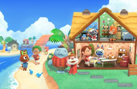 Для Animal Crossing: New Horizons анонсировали платное и бесплатное дополнения