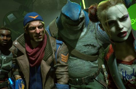 Игра по «Отряду самоубийц» обзавелась первым скриншотом, а Gotham Knights — страницей в Steam