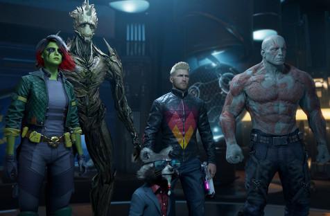 Системные требования Marvel's Guardians of the Galaxy