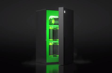 19 октября стартует предзаказ мини-холодильника в виде Xbox Series X