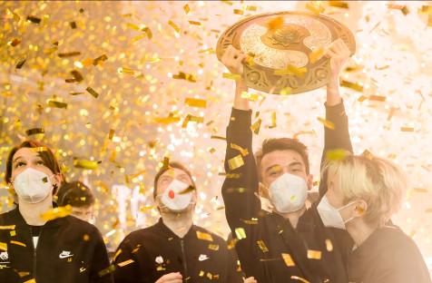 Главный турнир по Dota 2 выиграла команда из СНГ — второй раз за всю историю чемпионата