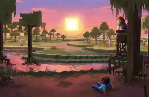 Обе версии Minecraft приходят в Xbox Game Pass для PC, а Minecraft Dungeons готовится к сезонным приключениям