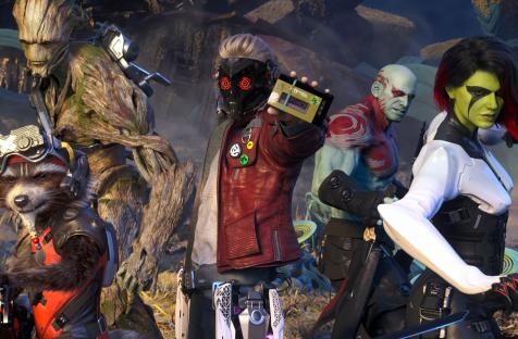 «Ты справишься» — новый трейлер Marvel's Guardians of the Galaxy