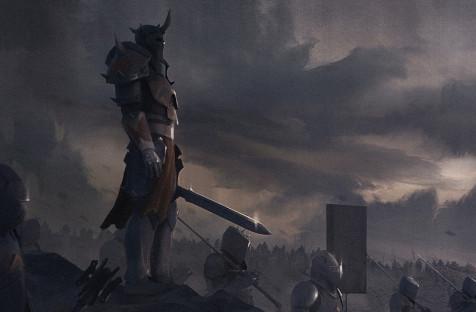 Мрачная тактическая RPG King Arthur: Knight's Tale покинет ранний доступ 15 февраля