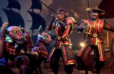 На борту Sea of Thieves уже 25 миллионов игроков