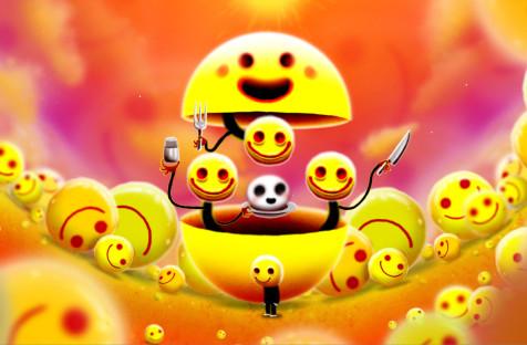 28 октября выйдет Happy Game — психоделический и кровавый хоррор от авторов милых игр Machinarium и Samorost