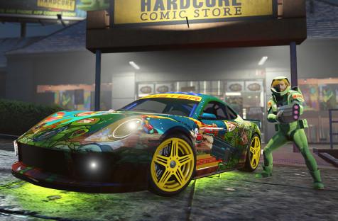 GTA Online получила хэллоуинский апдейт: новый контент, возвращение старых режимов и подарок в честь годовщины GTAIII