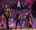 Первые 22 минуты геймплея Marvel's Guardians of the Galaxy
