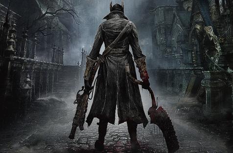 Умелец вернул механику пинка в Bloodborne, которую показывали в первом трейлере игры