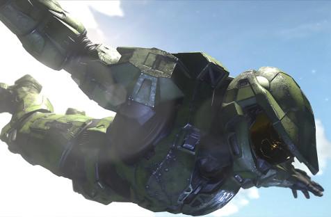Трейлер сюжетной кампании Halo Infinite с новым ИИ-компаньоном и перехватом техники в воздухе