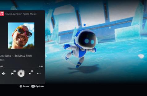 Сервис Apple Music стал доступен на PlayStation 5 — музыку можно слушать как отдельно, так и во время игры