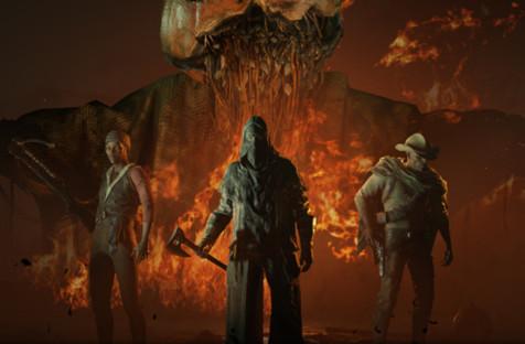 Злой охотник к нам спешит — в Hunt: Showdown началось хэллоуинское событие