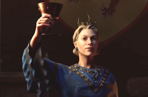 Первое крупное дополнение для Crusader Kings III перенесли на 2022-й