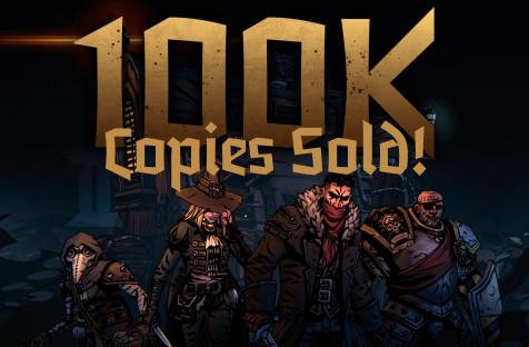 Darkest Dungeon II за день купили более 100 тысяч раз