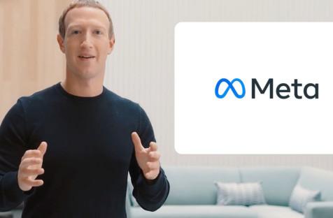 Компания Facebook теперь называется Meta