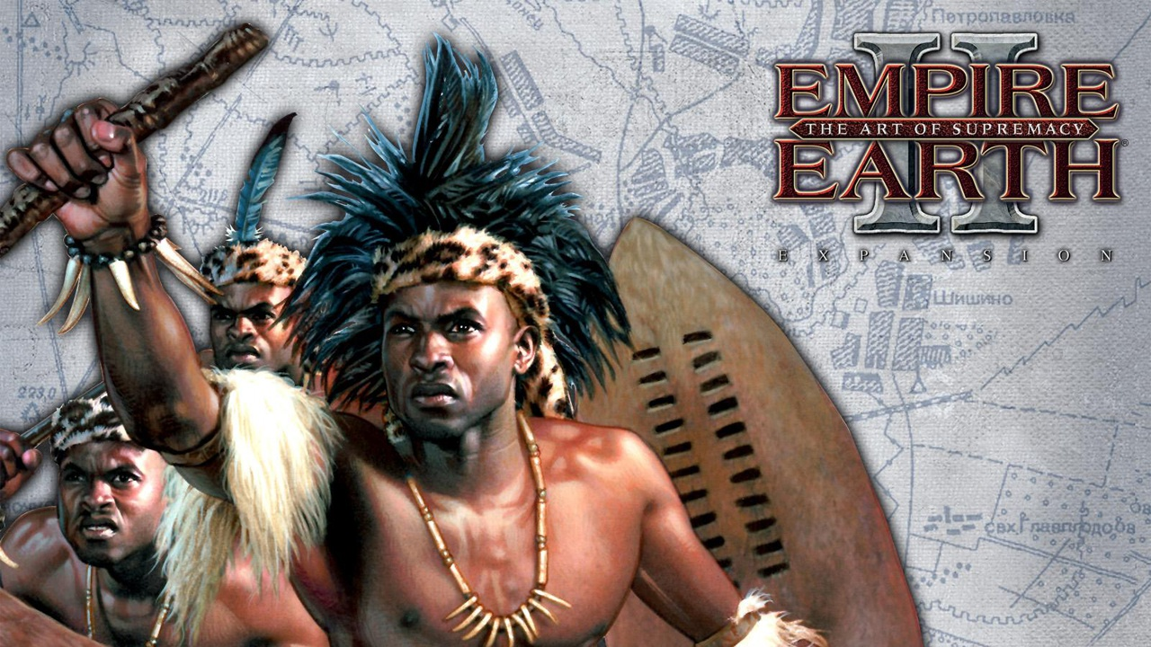 Сайты: Empire Earth 2 - The Art of Supremacy