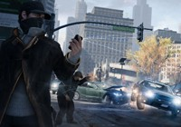 Мультиплеер Watch_Dogs во всей красе