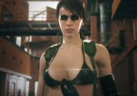 Новый геймплей MGS 5: The Phantom Pain — Quiet в действии